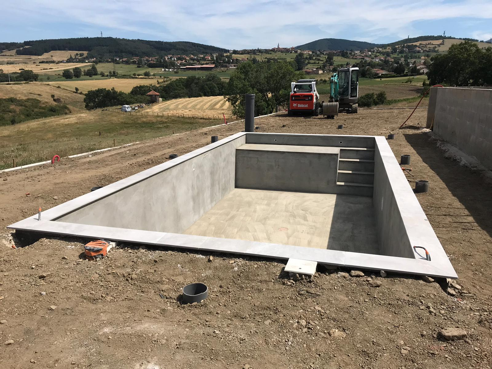 Construction Piscine Firminy