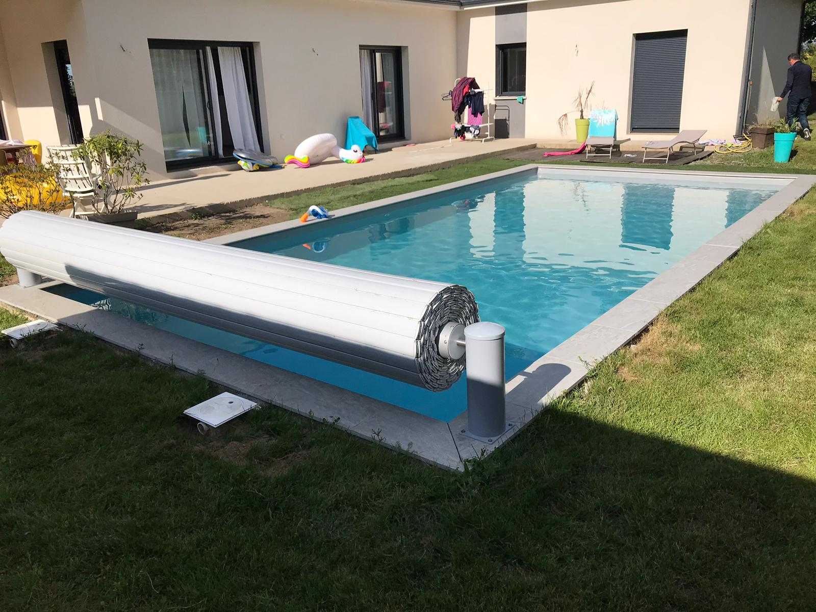 authentique piscine Firminy